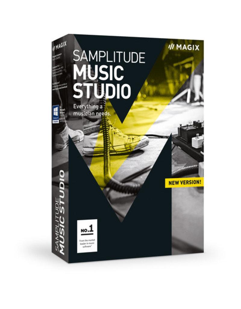 SAMPLITUDE MUSIC STUDIO COMMERCIAL FOR WINDOWS