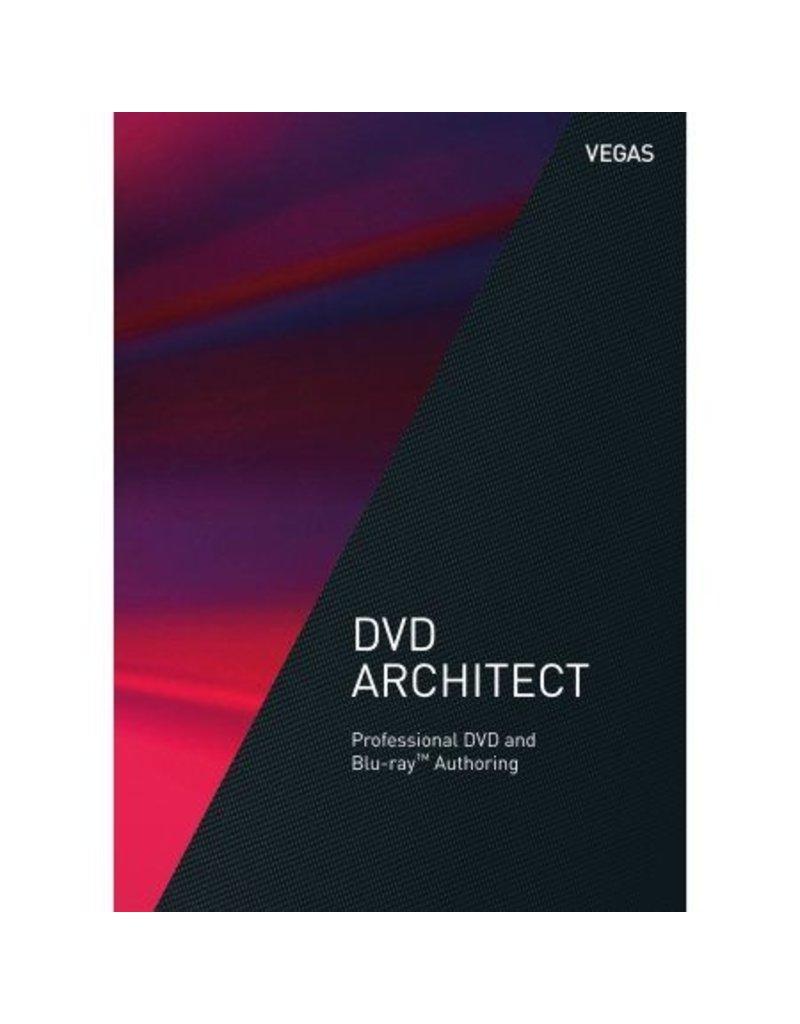 VEGAS DVD ARCHITECT COMMERCIAL FOR WINDOWS