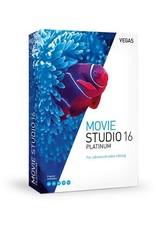 VEGAS MOVIE STUDIO 16 PLATINUM COMMERCIAL FOR WINDOWS