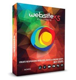 INCOMEDIA WEBSITE X5 EVOLUTION 12 FOR WINDOWS