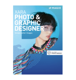XARA PHOTO & GRAPHIC DESIGNER 16 COMMERCIAL FOR WINDOWS