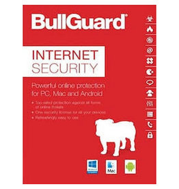 BULLGUARD INTERNET SECURITY 2018 EDUCATIONAL - 1 YEAR / 5 DEVICES