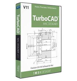 IMSI DESIGN TURBOCAD DESIGNER 2D V10 FOR MAC