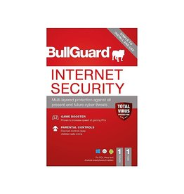 BULLGUARD INTERNET SECURITY 2018 COMMERCIAL - 1 YEAR / 1 DEVICE