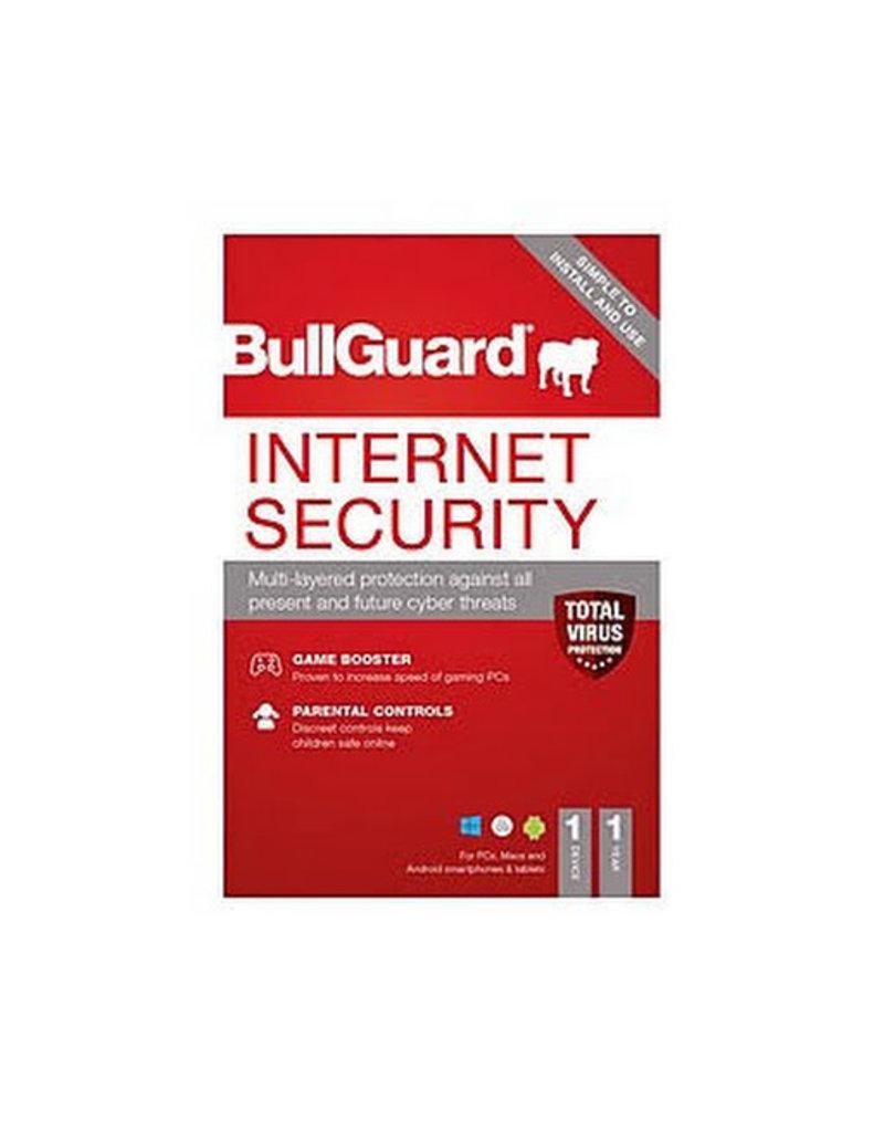 BULLGUARD INTERNET SECURITY 2018 EDUCATIONAL - 1 YEAR / 1 DEVICE