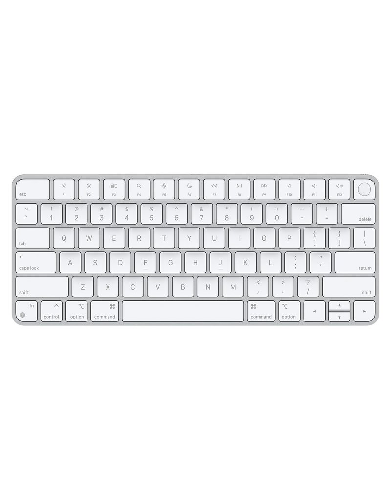 APPLE MAGIC KEYBOARD W/ TOUCH ID FOR MAC COMPUTERS WITH APPLE SILICON - US ENGLISH