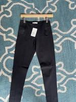 High waisted pointe leggings