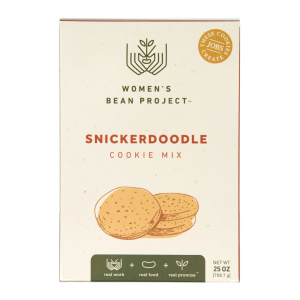 Women's Bean Project Snickerdoodle Cookie Mix