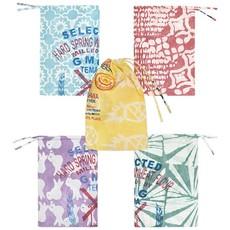 Global Mamas Batik Flour Sack Large Produce Bag