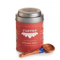 Just Tea African Chai Loose Leaf Tea Tin