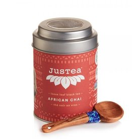 Just Tea African Chai Tea Tin