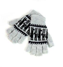Minga Imports Alpaca Blend Fingerless Gloves