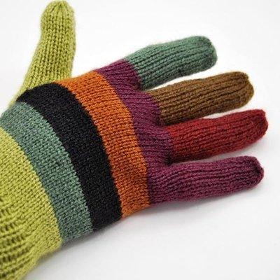 Minga Imports Alpaca Blend Gloves