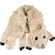 Andes Gifts Animal Winter Scarf