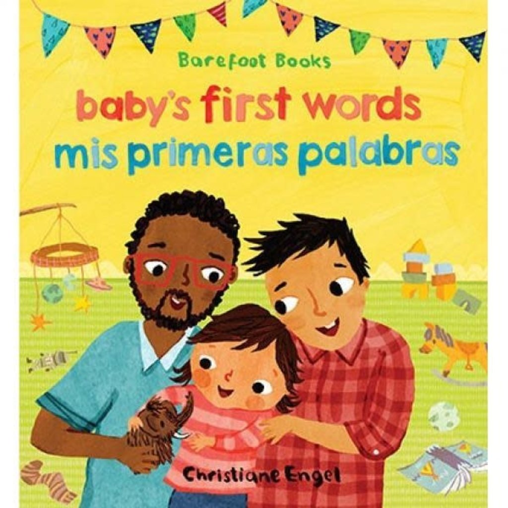 Barefoot Books Baby's First Words: Spanish