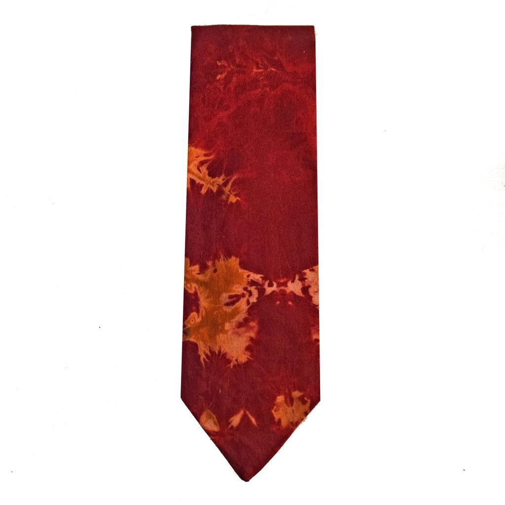 Imani Workshops Batik Necktie