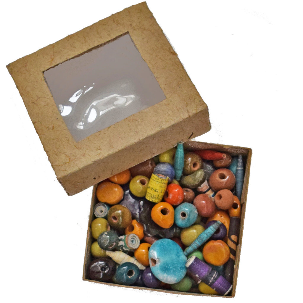 Creation Hive Bead Box Small