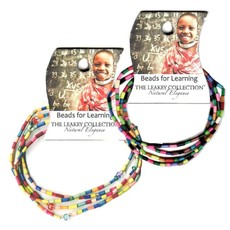 Swahili Imports Beads For Learning Bracelet