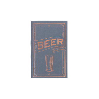 Matr Boomie Beer Tasting Pocket Journal