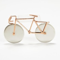 Ten Thousand Villages Bicycle Pizza Cutter