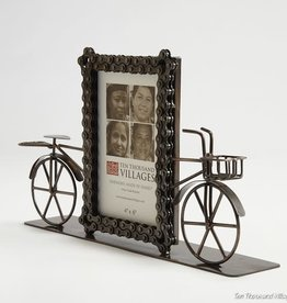 Ten Thousand Villages Bike Ride Photo Frame