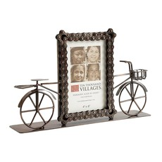Ten Thousand Villages Bike Ride Photo Frame