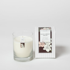 Bright Endeavors Black Currant Orchid Candle 3 oz Glass