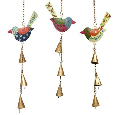 Mira Fair Trade Blossom Birds Chime