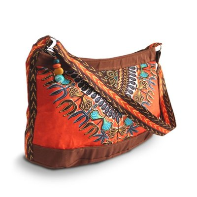 Imani Workshops BOHO DASHIKI BAG