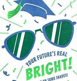 Good Paper Bright Shades Graduation Card