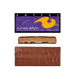Zotter Chocolate Ayurveda Delights Vegan Hand-Scooped Chocolate