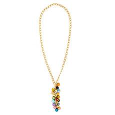 World Finds Cascading Kantha Necklace
