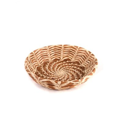 Mayan Hands Catarina Pine Needle and Wild Grass Basket