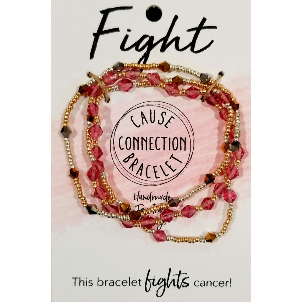 World Finds Cause Bracelet to Fight Cancer