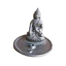 Ganesh Himal Ceramic Buddha Incense Burner