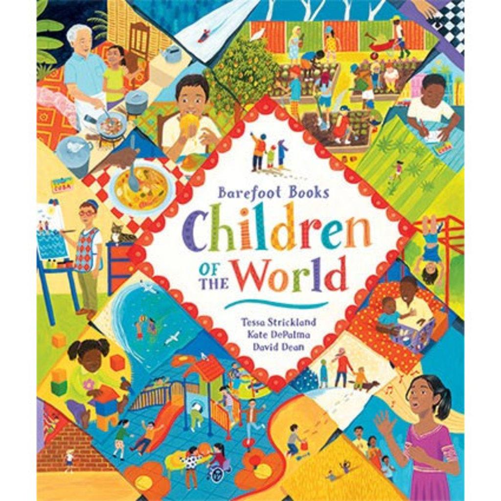 Barefoot Books Children of the World Book