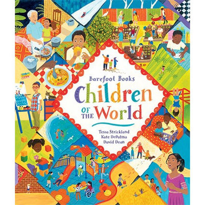 Barefoot Books Children of the World Book