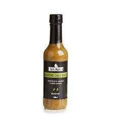 Serrv Chili Sauce Black Mamba Jalapeno