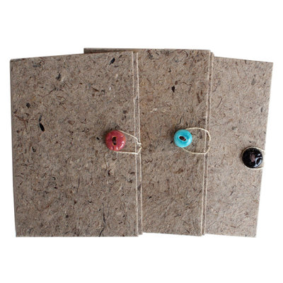 Creation Hive Clay Bead Journal