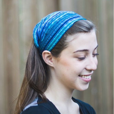 Lucia's Imports Colorful Woven Headband