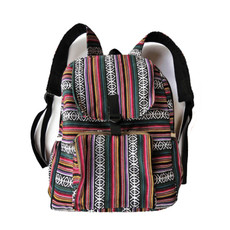 Ganesh Himal Backpack in Gyari Cotton Fabric