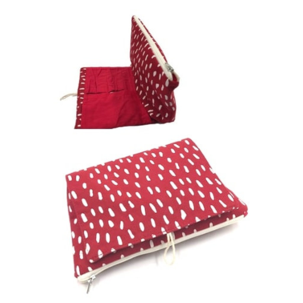 Ganesh Himal Cotton Cosmetic Bag: Assorted Prints