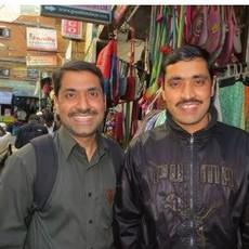 Ganesh Himal Cotton Gyari 4-Zip Passport Bag