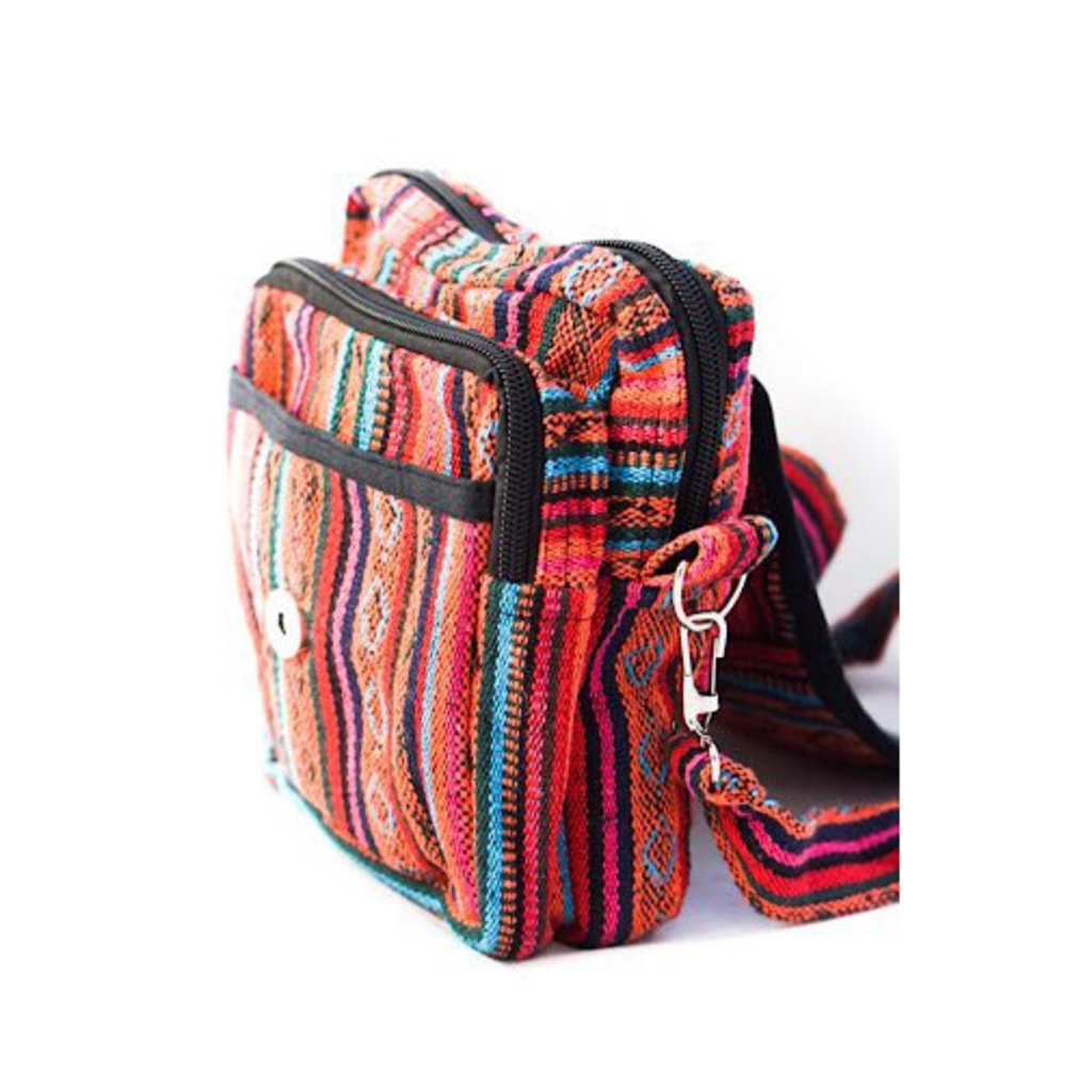 Ganesh Himal Cotton Gyari Camera Bag