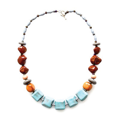 Imani Workshops Curated Necklace