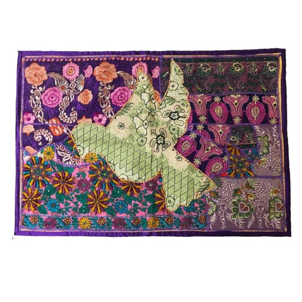 Mira Fair Trade Dove Small Tapestry