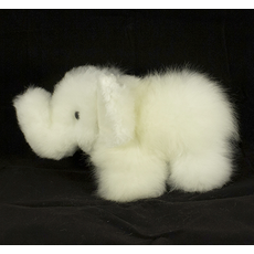 Blossom Inspirations Elephant Alpaca Stuffed Animal