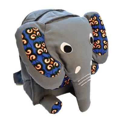 Imani Workshops Elephant Backpack