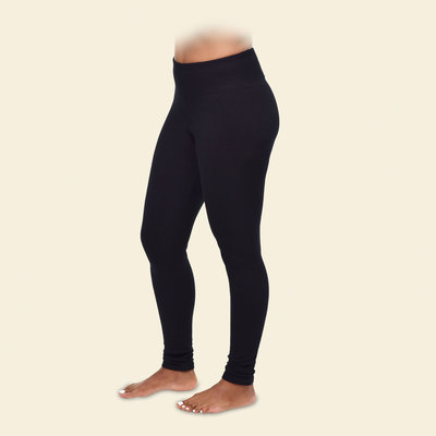 Maggie's Organics Fleece Leggings