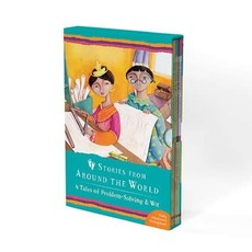 Barefoot Books Four Tales of Problem Solving & Wit